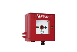Explosionproof Fire Alarm Switch